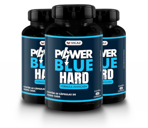 Power Blue Hard Bull