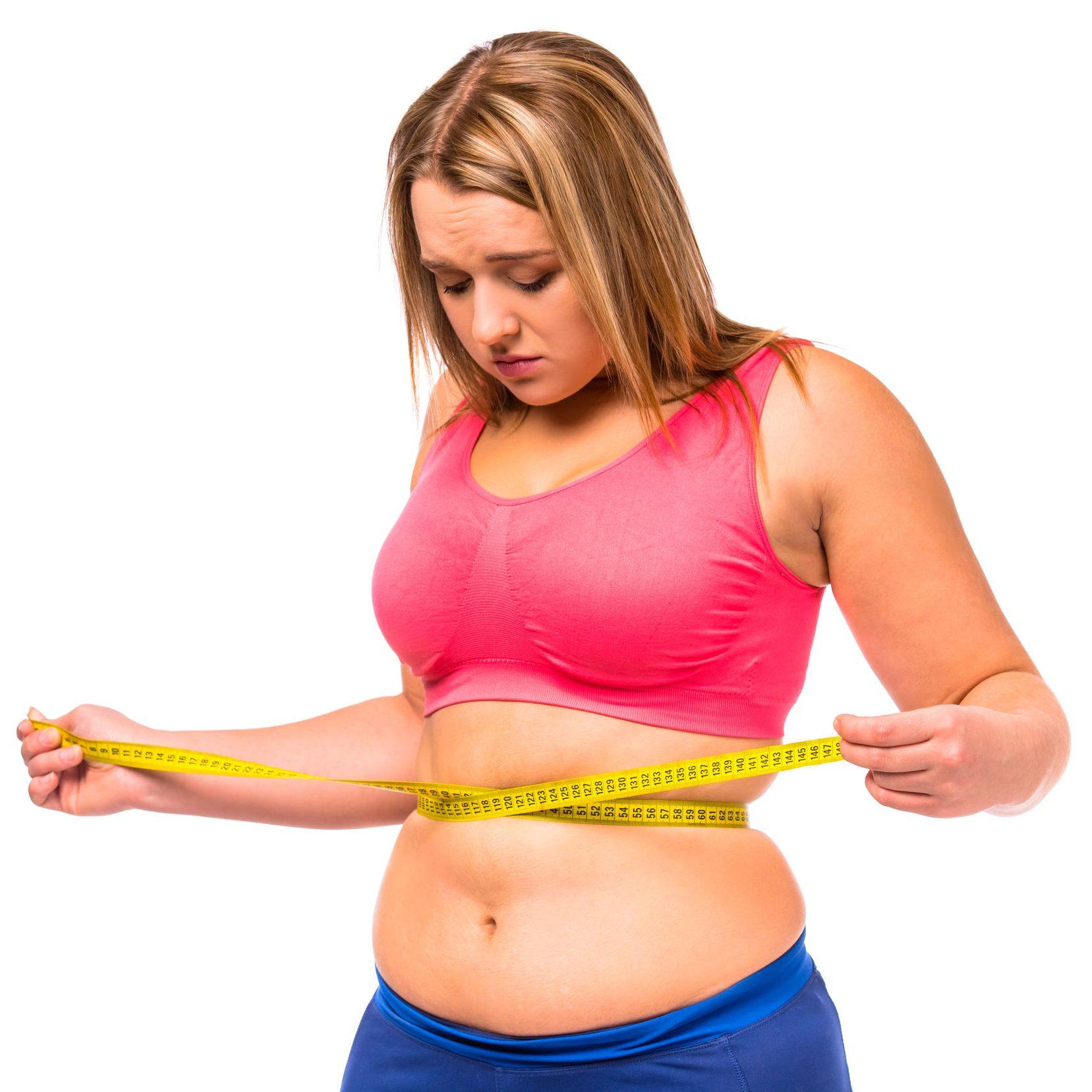 Этапы похудения жир